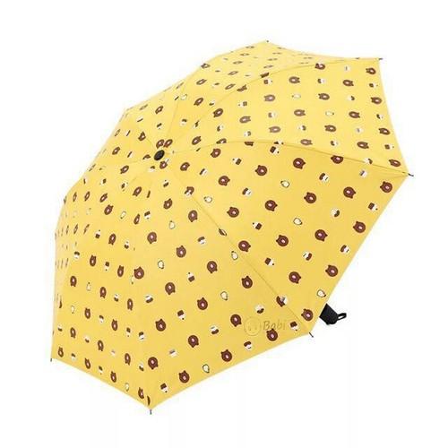 Dù đi mưa hình gấu siêu dễ thương - 12545576 , 20361616 , 15_20361616 , 111000 , Du-di-mua-hinh-gau-sieu-de-thuong-15_20361616 , sendo.vn , Dù đi mưa hình gấu siêu dễ thương