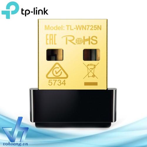 USB THU WIFI TP-LINK 725N