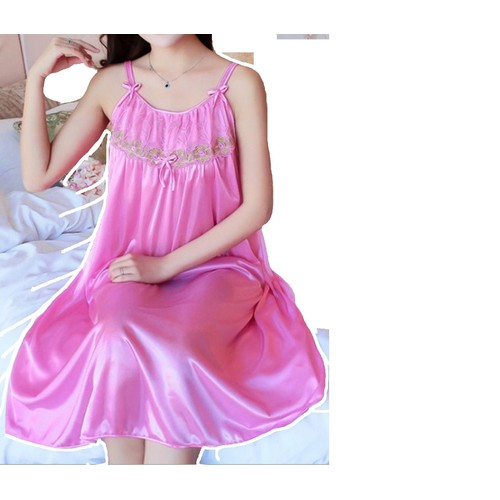 Đầm ngủ suông