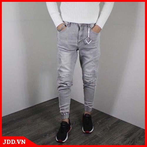 quần jean nam 2018