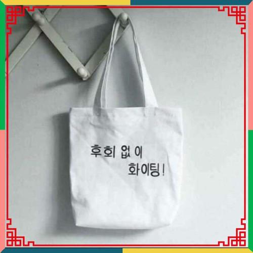 Chuyên sỉ túi tote chữ hàn - 12542353 , 20357334 , 15_20357334 , 34000 , Chuyen-si-tui-tote-chu-han-15_20357334 , sendo.vn , Chuyên sỉ túi tote chữ hàn