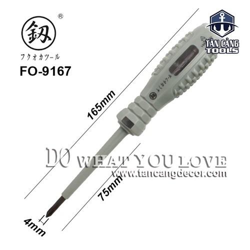 Bút thử điện đầu 4 cạnh fukuoka chống va đập f0 - 9167 - 12555658 , 20374904 , 15_20374904 , 97000 , But-thu-dien-dau-4-canh-fukuoka-chong-va-dap-f0-9167-15_20374904 , sendo.vn , Bút thử điện đầu 4 cạnh fukuoka chống va đập f0 - 9167
