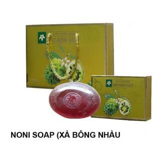 MUA 5 TẶNG 1 - Noni Soap 1 hộp 8 bánh thumbnail
