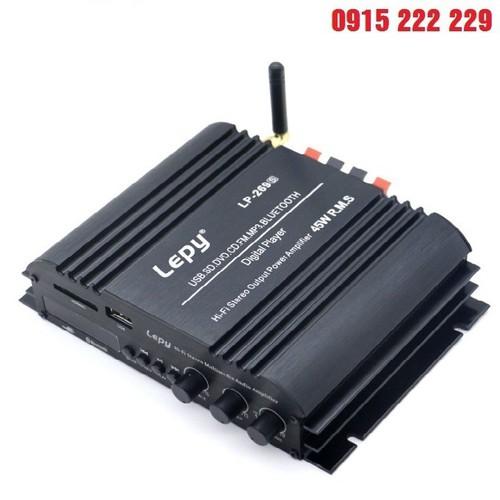Bộ Khuếch Đại Âm Thanh Ampli Bluetooth Công Suất Lớn LEPY 269S - 11681776 , 20359930 , 15_20359930 , 680000 , Bo-Khuech-Dai-Am-Thanh-Ampli-Bluetooth-Cong-Suat-Lon-LEPY-269S-15_20359930 , sendo.vn , Bộ Khuếch Đại Âm Thanh Ampli Bluetooth Công Suất Lớn LEPY 269S