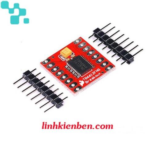 Module điều khiển động cơ tb6612 - 12539675 , 20353828 , 15_20353828 , 65000 , Module-dieu-khien-dong-co-tb6612-15_20353828 , sendo.vn , Module điều khiển động cơ tb6612