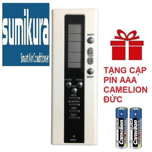 Remote máy lạnh sumikura mẫu 5 - điều khiển điều hòa sumikura - 12541165 , 20355701 , 15_20355701 , 99000 , Remote-may-lanh-sumikura-mau-5-dieu-khien-dieu-hoa-sumikura-15_20355701 , sendo.vn , Remote máy lạnh sumikura mẫu 5 - điều khiển điều hòa sumikura