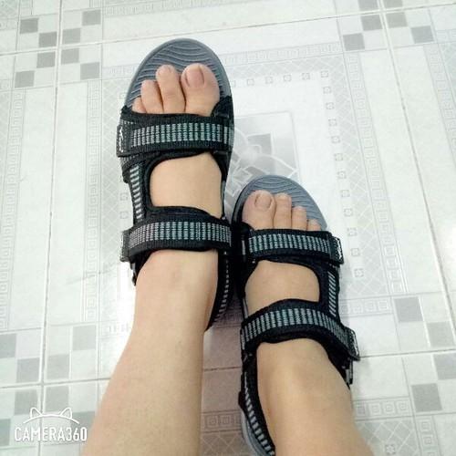 Sandal học sinh- dép nam quai hậu