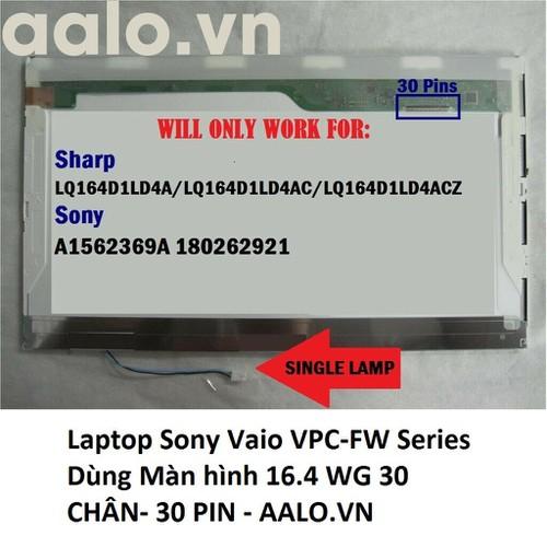 Màn hình laptop sony vaio vpc-fw series
