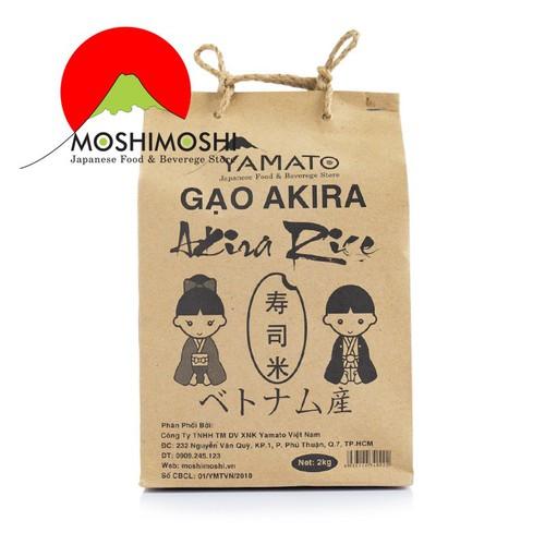 Gạo nhật bản akira rice 2kg - 12462356 , 20356067 , 15_20356067 , 60000 , Gao-nhat-ban-akira-rice-2kg-15_20356067 , sendo.vn , Gạo nhật bản akira rice 2kg