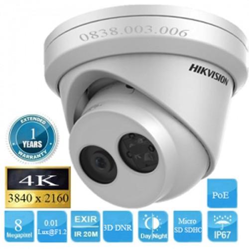 Camera ip hikvision ds-2cd2383g0-i full hd