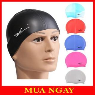 Mũ Bơi Silicon Chuyên Nghiệp - MB01 thumbnail