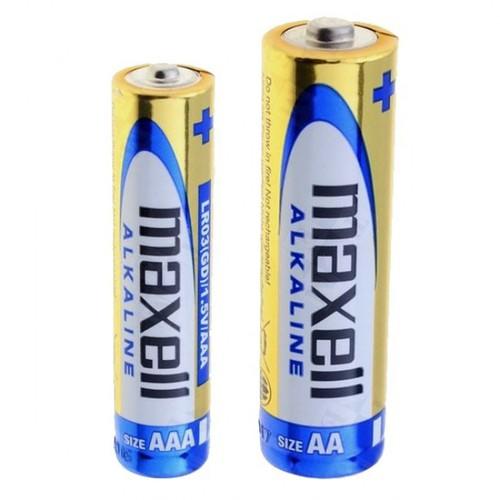 Pin maxell cho máy đo huyết áp