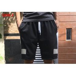 Quần shorts dù nam