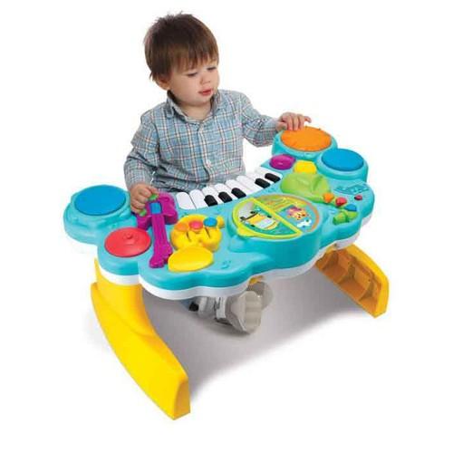 Bộ đồ chơi đàn piano kết hợp 10 nhạc cụ infantino b-kids 003398
