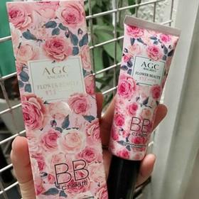 Kem Nền Che Khuyết Điểm BB Cream AGC Chiết Xuất Tinh Dầu Hoa Hồng 50ml - n603