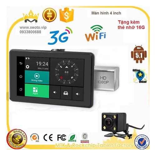 camera hành trình android 3g full hd + Tặng thẻ nhớ 16GB Miễn phí - 11846263 , 20391740 , 15_20391740 , 2670000 , camera-hanh-trinh-android-3g-full-hd-Tang-the-nho-16GB-Mien-phi-15_20391740 , sendo.vn , camera hành trình android 3g full hd + Tặng thẻ nhớ 16GB Miễn phí