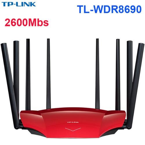 Bộ phát không dây tp-link tl-wdr8690 ac2600 2600mbs gigabit wifi routrer xuyên tường - 12567963 , 20391764 , 15_20391764 , 2090000 , Bo-phat-khong-day-tp-link-tl-wdr8690-ac2600-2600mbs-gigabit-wifi-routrer-xuyen-tuong-15_20391764 , sendo.vn , Bộ phát không dây tp-link tl-wdr8690 ac2600 2600mbs gigabit wifi routrer xuyên tường