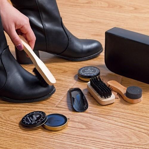 Bộ dụng cụ đánh giày cao cấp tặng kèm hộp xi đánh giày - 12567381 , 20390879 , 15_20390879 , 250000 , Bo-dung-cu-danh-giay-cao-cap-tang-kem-hop-xi-danh-giay-15_20390879 , sendo.vn , Bộ dụng cụ đánh giày cao cấp tặng kèm hộp xi đánh giày