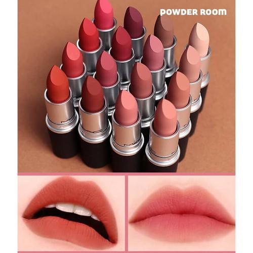 Son macretro matte lipstick đủ màu