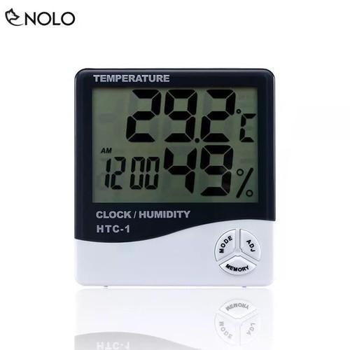 Đồng hồ đo nhiệt độ độ ẩm không khí - 12565410 , 20388667 , 15_20388667 , 102500 , Dong-ho-do-nhiet-do-do-am-khong-khi-15_20388667 , sendo.vn , Đồng hồ đo nhiệt độ độ ẩm không khí