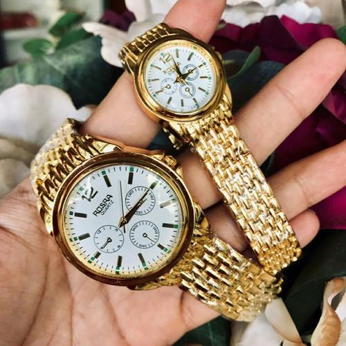 Đồng hồ thời trang nam nữ Rosra MÃ 09 mặt trắng dây nhuyễn - 11361973 , 20385556 , 15_20385556 , 250000 , Dong-ho-thoi-trang-nam-nu-Rosra-MA-09-mat-trang-day-nhuyen-15_20385556 , sendo.vn , Đồng hồ thời trang nam nữ Rosra MÃ 09 mặt trắng dây nhuyễn