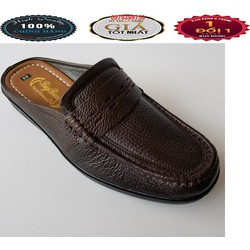 Giày Da Bò Thời Trang Trung Niên