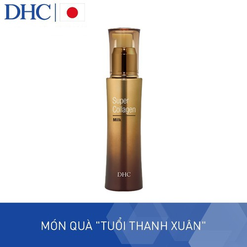 Sữa dưỡng da siêu collagen dhc super collagen milk 80ml
