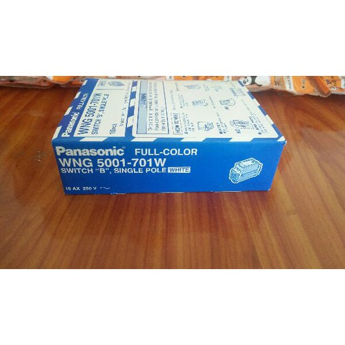 Hộp công tắc b - 1 chiều panasonic wng 5001-701w nhập khẩu từ thái lan - 12565863 , 20389164 , 15_20389164 , 260000 , Hop-cong-tac-b-1-chieu-panasonic-wng-5001-701w-nhap-khau-tu-thai-lan-15_20389164 , sendo.vn , Hộp công tắc b - 1 chiều panasonic wng 5001-701w nhập khẩu từ thái lan