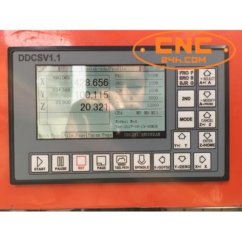 Bộ điều khiển máy cnc 3 trục ddcsv
