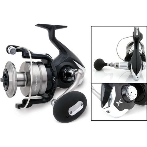 Máy câu cá shimano spheros sw5000hg đồ câu cá đức nguyên