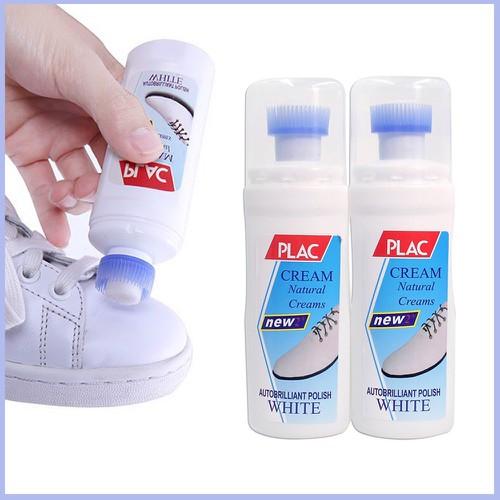 Lọ nước lau giày tẩy trắng plac đa năng 100ml - 20031270 , 25231147 , 15_25231147 , 14400 , Lo-nuoc-lau-giay-tay-trang-plac-da-nang-100ml-15_25231147 , sendo.vn , Lọ nước lau giày tẩy trắng plac đa năng 100ml