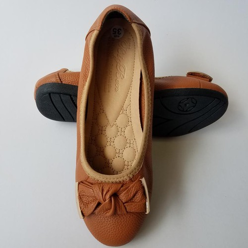 Giày Búp Bê Nữ Da Bò Cao Cấp Thời Trang -  G6064 - 11682270 , 20384757 , 15_20384757 , 500000 , Giay-Bup-Be-Nu-Da-Bo-Cao-Cap-Thoi-Trang-G6064-15_20384757 , sendo.vn , Giày Búp Bê Nữ Da Bò Cao Cấp Thời Trang -  G6064