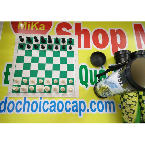 5 bộ cờ vua có hộp đeo