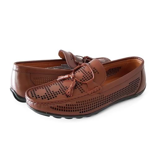 Giày mọi hè da bò thật siêu bền vnxk mh10n