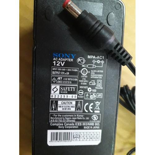 Nguồn adapter 12v _ 5a sony kèm dây nguồn - 12570596 , 20396366 , 15_20396366 , 95000 , Nguon-adapter-12v-_-5a-sony-kem-day-nguon-15_20396366 , sendo.vn , Nguồn adapter 12v _ 5a sony kèm dây nguồn