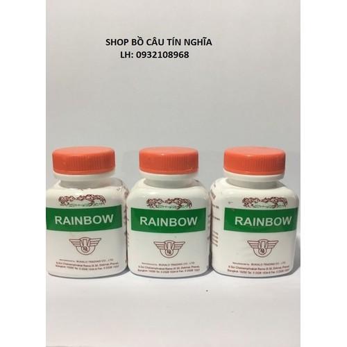 Combo 3 thuốc tăng cơ bắp cho gà chọi gà tre - thuốc gà - thuốc gà thái - rainbow - thuốc tăng cơ bắp