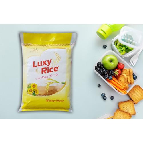 Gạo sạch luxy rice - gạo hướng dương 5kg
