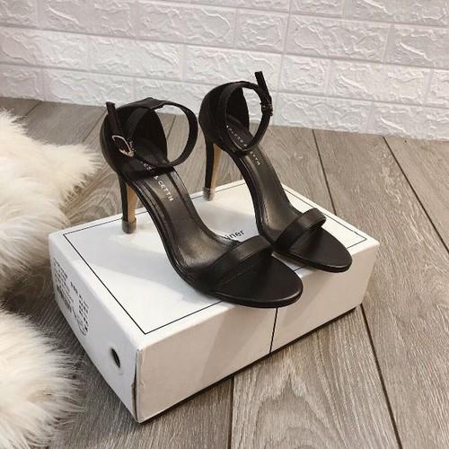 Sandal cao gót quai mảnh
