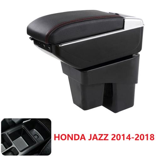 Hộp tỳ tay ô tô honda jazz cao cấp tích hợp 7 cổng usb - màu đen và be - 12038652 , 19654180 , 15_19654180 , 435000 , Hop-ty-tay-o-to-honda-jazz-cao-cap-tich-hop-7-cong-usb-mau-den-va-be-15_19654180 , sendo.vn , Hộp tỳ tay ô tô honda jazz cao cấp tích hợp 7 cổng usb - màu đen và be