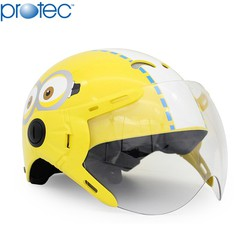 Mũ bảo hiểm trẻ em Protec cho bé từ 5 tuổi