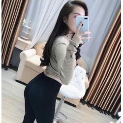 Quần nâng mông siêu tôn dáng có size to