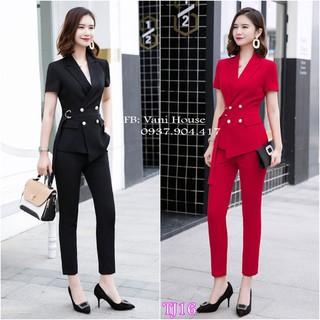 Sét bộ vest thời trang - 900 thumbnail