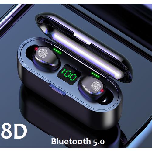 Tai nghe bluetooth 5.0 tws cảm ứng amoi f9 [mẫu mới nhất 2019] - 12044090 , 19662226 , 15_19662226 , 580000 , Tai-nghe-bluetooth-5.0-tws-cam-ung-amoi-f9-mau-moi-nhat-2019-15_19662226 , sendo.vn , Tai nghe bluetooth 5.0 tws cảm ứng amoi f9 [mẫu mới nhất 2019]