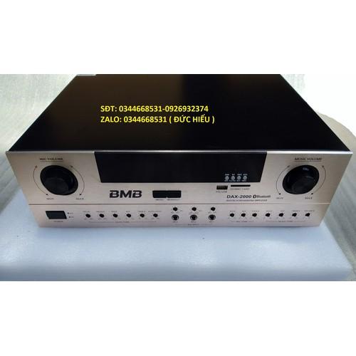 Cục đẩy công suất liền vang bmb dax-2000
