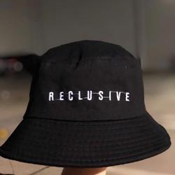 Mũ bucket chữ cực kỳ thời trang