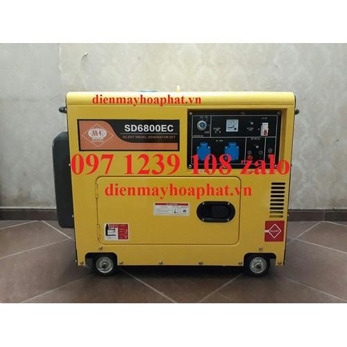 Máy phát điện chạy dầu chống ồn samdi sd6800ec, dễ di chuyển, giá tốt - 12033299 , 19646380 , 15_19646380 , 22000000 , May-phat-dien-chay-dau-chong-on-samdi-sd6800ec-de-di-chuyen-gia-tot-15_19646380 , sendo.vn , Máy phát điện chạy dầu chống ồn samdi sd6800ec, dễ di chuyển, giá tốt