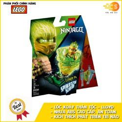 Bộ đồ chơi lắp ráp lốc xoáy thần tốc Lloyd, Jay và Zane Lego NinjaGo 7068x