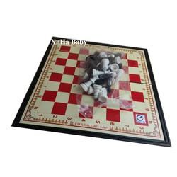 Bộ cờ vua bàn nhựa