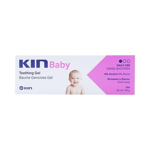 Kin baby teething gel 30ml-30mg - 12057052 , 19681926 , 15_19681926 , 164400 , Kin-baby-teething-gel-30ml-30mg-15_19681926 , sendo.vn , Kin baby teething gel 30ml-30mg