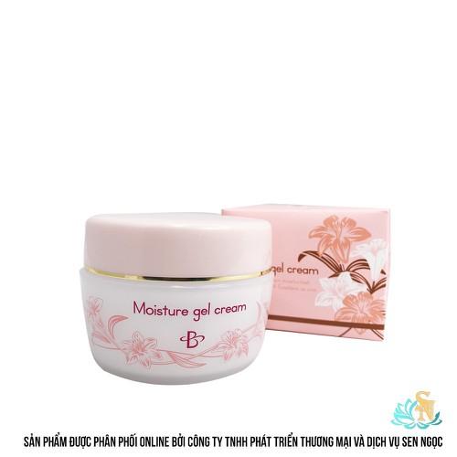 Hàng nhật nhập khẩu chính hãng kem dưỡng da 4 trong 1 bs moiture gel cream 120g - bs0001
